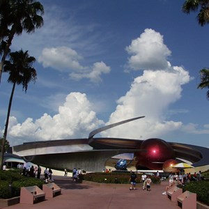 98 of 99: Mission: SPACE - Soft opening walk through