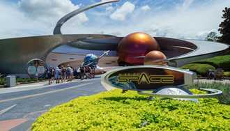 VIDEO - First look at the relaunched Mission SPACE