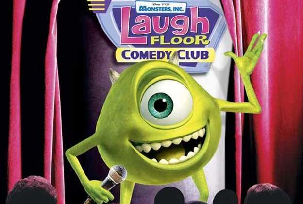 New Laugh Floor concept art