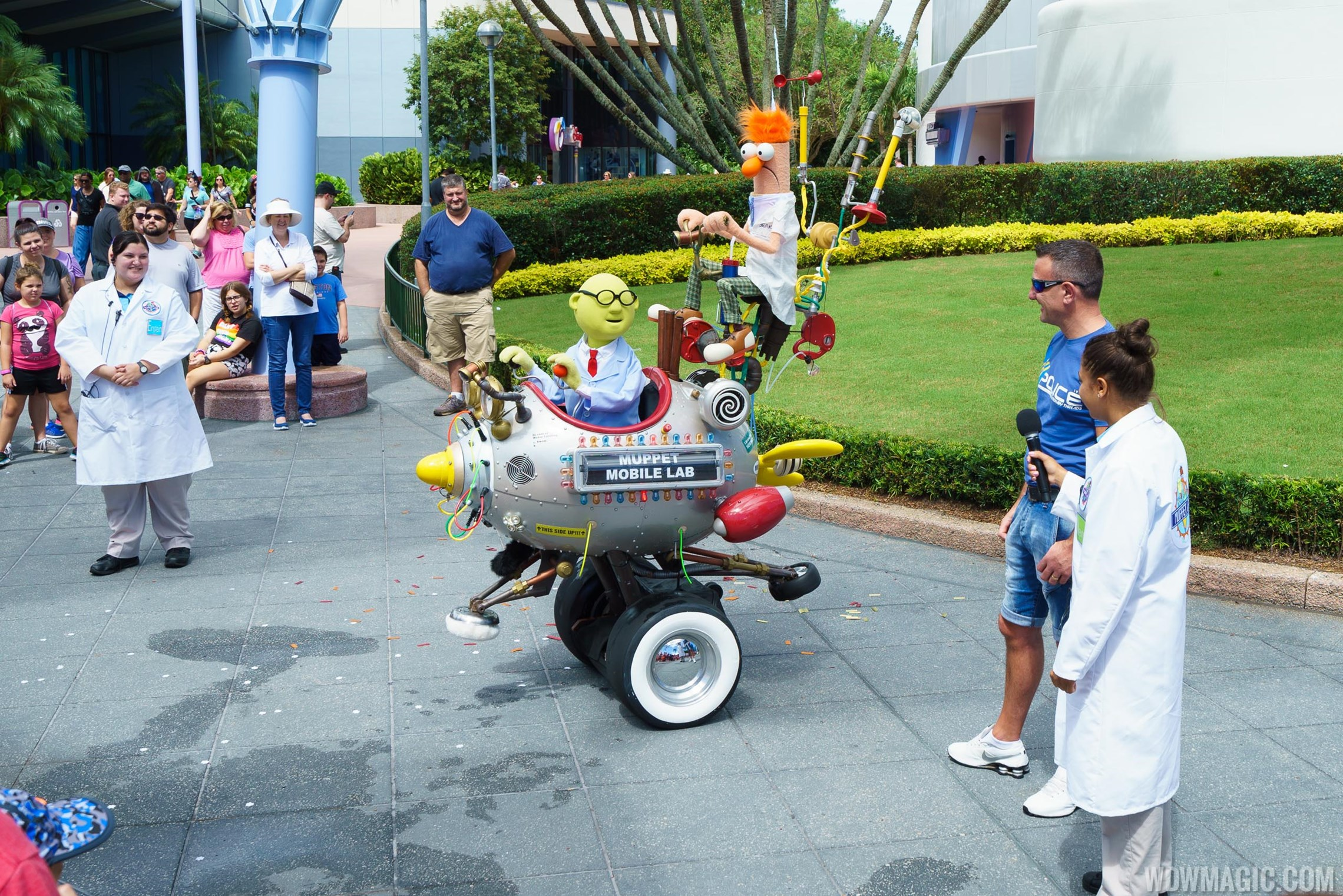 Muppet Mobile Lab overview