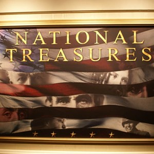 8 of 22: National Treasures - Opening day