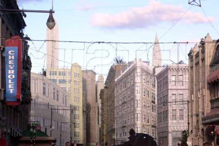 New York facade refurb complete