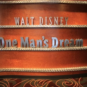 2 of 18: One Man's Dream - Reopening from refurbishment