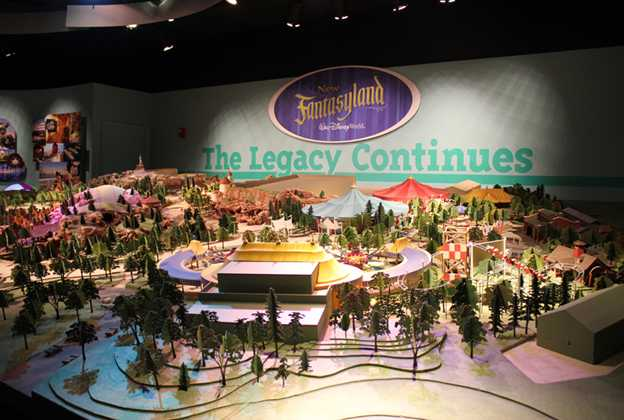 Fantasyland model