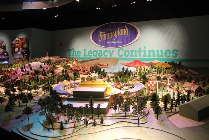 Fantasyland model