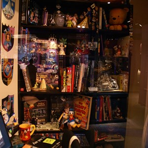 6 of 6: One Man's Dream - D23 display joins One Man's Dream