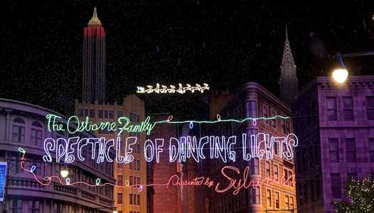 VIDEO - New additions for 2011 make the Osborne Lights better than ever