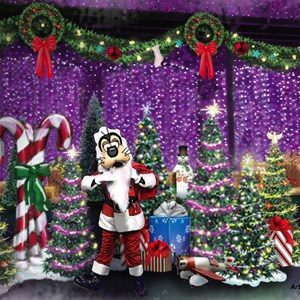 1 of 1: Osborne Family Spectacle of Dancing Lights - Goofy's Winter Wonderland concept art