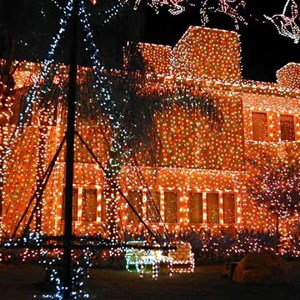 2 of 15: Osborne Family Spectacle of Dancing Lights - Osborne Family Spectacle of Lights display on Residential Street