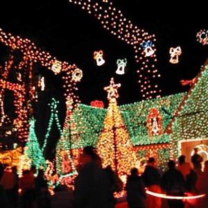 3 of 15: Osborne Family Spectacle of Dancing Lights - Osborne Family Spectacle of Lights display on Residential Street