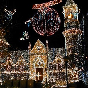 15 of 15: Osborne Family Spectacle of Dancing Lights - Osborne Family Spectacle of Lights display on Residential Street