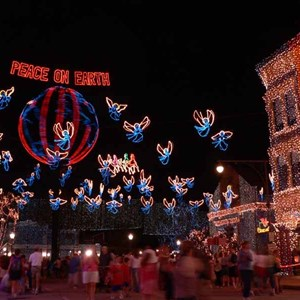 4 of 21: Osborne Family Spectacle of Dancing Lights - Osborne Family Spectacle of Lights 2004 on Streets of America