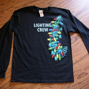 2 of 2: Osborne Family Spectacle of Dancing Lights - Osborne Family Spectacle of Lights 2008 t-shirt