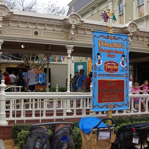 1 of 3: Pinocchio's Marionette Garden Party - Pinocchio's Marionette Garden Party