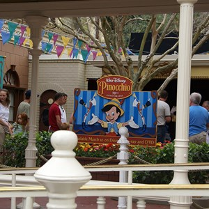 2 of 3: Pinocchio's Marionette Garden Party - Pinocchio's Marionette Garden Party