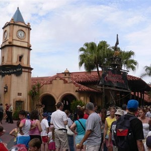1 of 3: Pirates of the Caribbean - Pirates officially reopens after major refurbishment and additions
