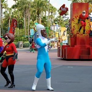 2 of 24: Pixar Pals Countdown To Fun! - Parade performance