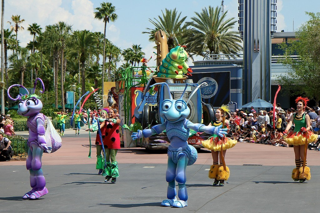 Parade performance