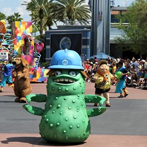 15 of 24: Pixar Pals Countdown To Fun! - Parade performance