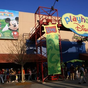 2 of 2: Playhouse Disney Live on Stage - Playhouse Disney Live on Stage reopens