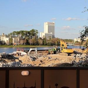 1 of 4: Pleasure Island - Motion and Rock n Roll Beach Club demolished