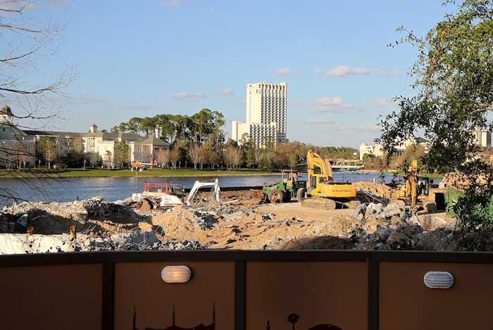 Motion and Rock n Roll Beach Club demolished