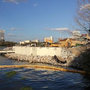 2 of 4: Pleasure Island - Motion and Rock n Roll Beach Club demolished