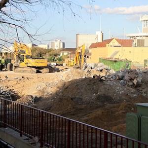 3 of 4: Pleasure Island - Motion and Rock n Roll Beach Club demolished