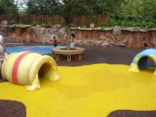 Pooh's Playful Spot