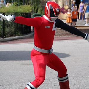 4 of 14: Power Rangers - Red Ranger.