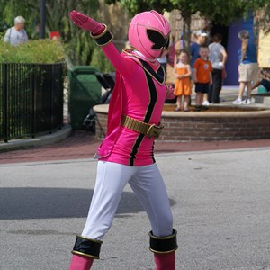6 of 14: Power Rangers - The Pink Ranger