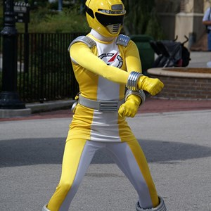 7 of 14: Power Rangers - The Yellow Ranger.