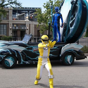 13 of 14: Power Rangers - The Yellow Ranger.