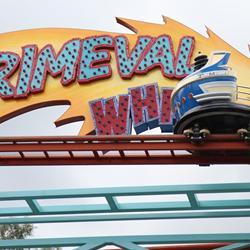 Primeval Whirl refurbishment reopening