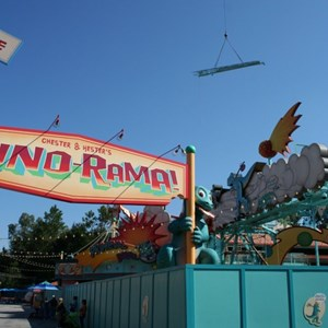 1 of 2: Primeval Whirl - Primeval Whirl refurbishment