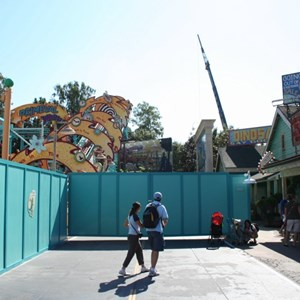 2 of 2: Primeval Whirl - Primeval Whirl refurbishment
