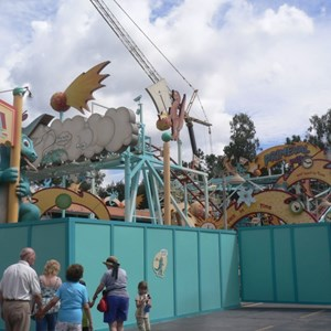 1 of 12: Primeval Whirl - Primeval Whirl refurbishment