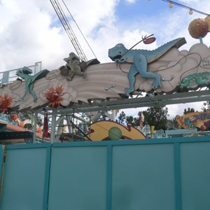 2 of 12: Primeval Whirl - Primeval Whirl refurbishment