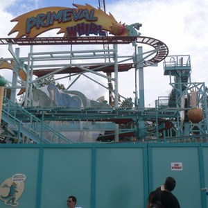 4 of 12: Primeval Whirl - Primeval Whirl refurbishment