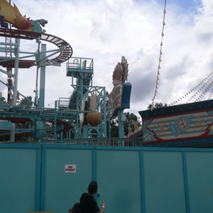 5 of 12: Primeval Whirl - Primeval Whirl refurbishment