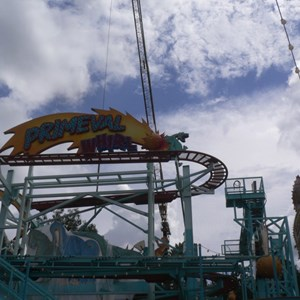 6 of 12: Primeval Whirl - Primeval Whirl refurbishment