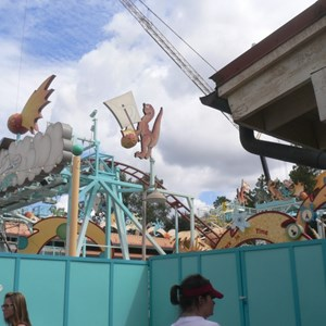 9 of 12: Primeval Whirl - Primeval Whirl refurbishment