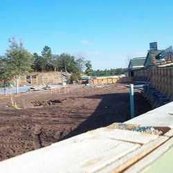 Primeval Whirl construction begins