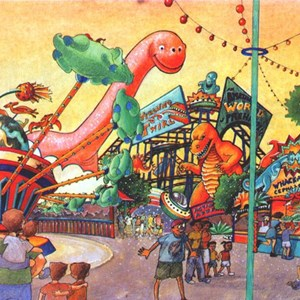 1 of 1: Primeval Whirl - Primeval Whirl concept art