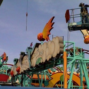2 of 6: Primeval Whirl - Primeval Whirl construction