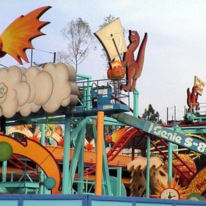 3 of 6: Primeval Whirl - Primeval Whirl construction