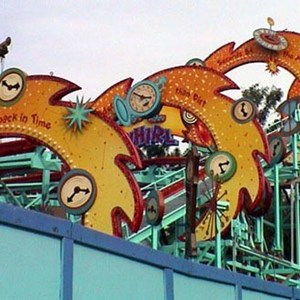 6 of 6: Primeval Whirl - Primeval Whirl construction