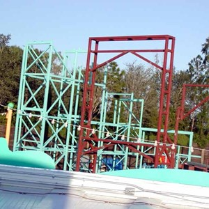 2 of 5: Primeval Whirl - Primeval Whirl construction