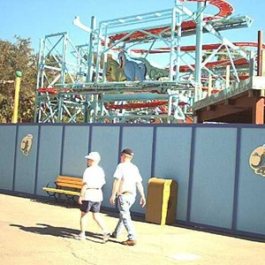 1 of 2: Primeval Whirl - Primeval Whirl construction