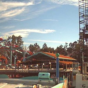 1 of 5: Primeval Whirl - Primeval Whirl construction
